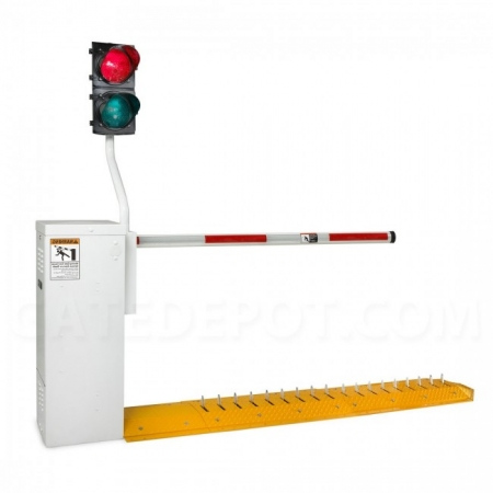 DoorKing 1603 Barrier Gate Operator
